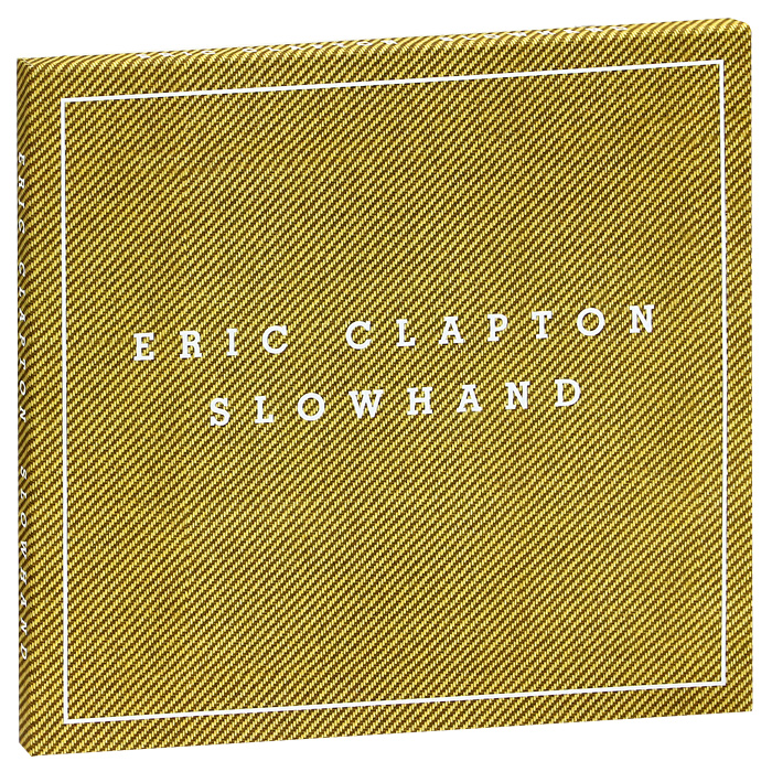Эрик Клэптон Eric Clapton. Slowhand (3 CD + DVD + LP) eric clapton forever man best of 2 cd