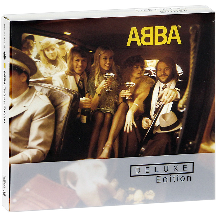ABBA ABBA. Abba Deluxe Edition (CD + DVD) джеймс блант james blunt all the lost souls deluxe edition cd dvd