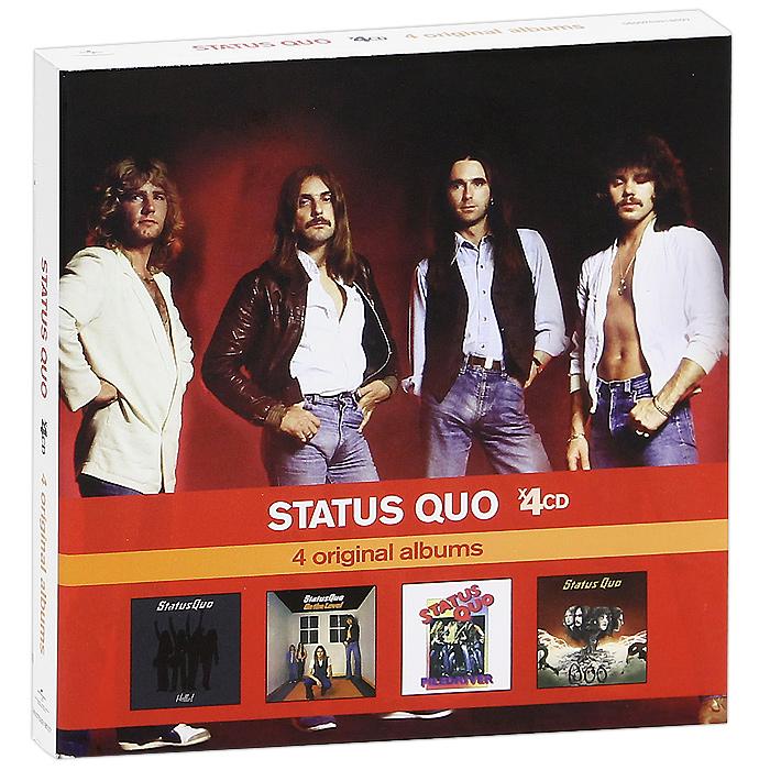 Status Quo Status Quo. Original Albums (4 CD) cm1504g