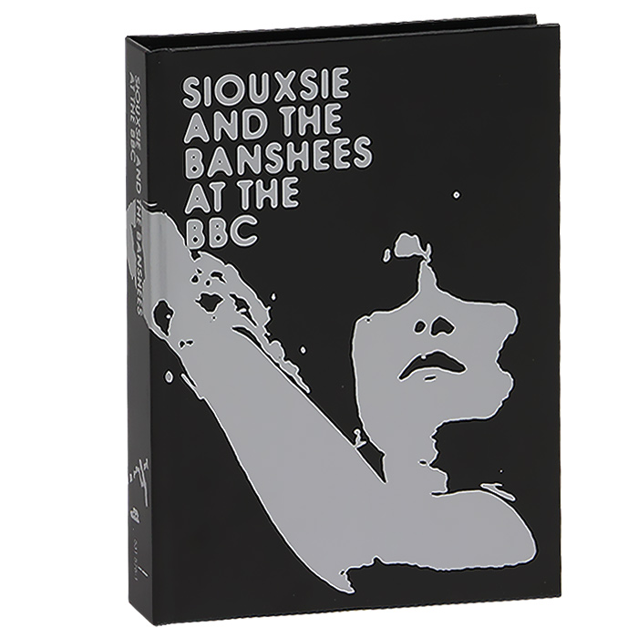 Siouxsie And The Banshees Siouxsie & The Banshees. At The BBC (3 CD + DVD) pantera pantera reinventing hell the best of pantera cd dvd