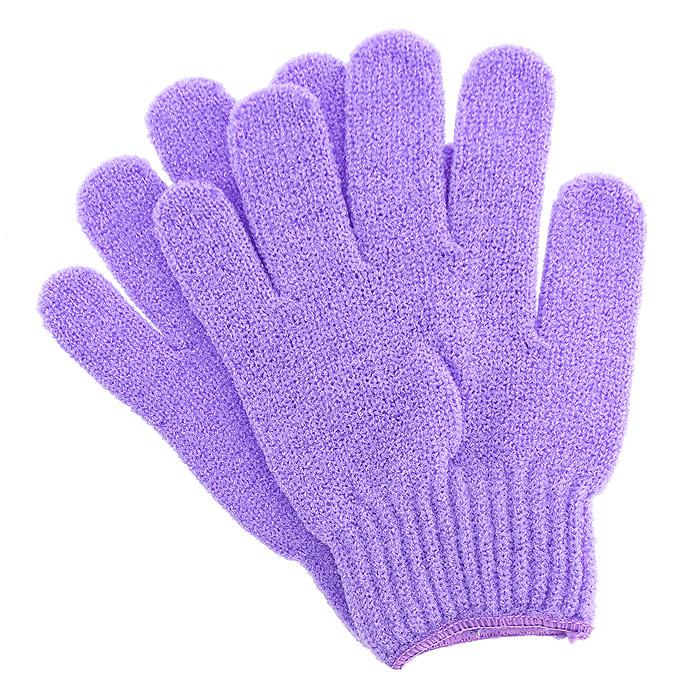 Riffi Перчатки для пилинга, цвет: сиреневый615Эластичные безразмерные перчатки Riffi обладают активным антицеллюлитным эффектом и отличным пилинговым действием, тонизируя, массируя и эффективно очищая вашу кожу.Riffi освобождает кожу от отмерших клеток, стимулирует регенерацию. Эффективно предупреждают образование целлюлита и обеспечивают омолаживающий эффект. Кожа становится гладкой, упругой и лучше готовой к принятию косметических средств. Интенсивный и пощипывающе свежий массаж тела с применением Riffi стимулирует кровообращение, активирует кровоснабжение, способствует обмену веществ. В комплекте 1 пара перчаток. Характеристики:Материал: 100% полиакрил. Размер перчатки (в нерастянутом виде): 17,5 см x 12,5 см. Производитель: Германия. Артикул:615.