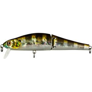 Воблер Tsuribito Joint Minnow, длина 11 см, вес 16,4 г. 110F/007110F/007Воблер Tsuribito Joint Minnow 110F первый двухсоставник бренда Tsuribito для ловли щуки. Заглубление до метра дает возможность рыболову облавливать этим воблером мелководные заливы рек и водохранилищ, а плавная игра с широкой амплитудой составной приманки не оставит без внимания даже малоактивного хищника. Характеристики:Материал: металл, пластик. Длина: 11 см. Вес: 16,4 г. Цвет тела:007. Рабочая глубина: 0,5 - 1 м. Плавучесть - плавающий. Размер упаковки: 16,3 см х 4 см х 2,8 см. Производитель: Япония. Артикул: 110F/007.