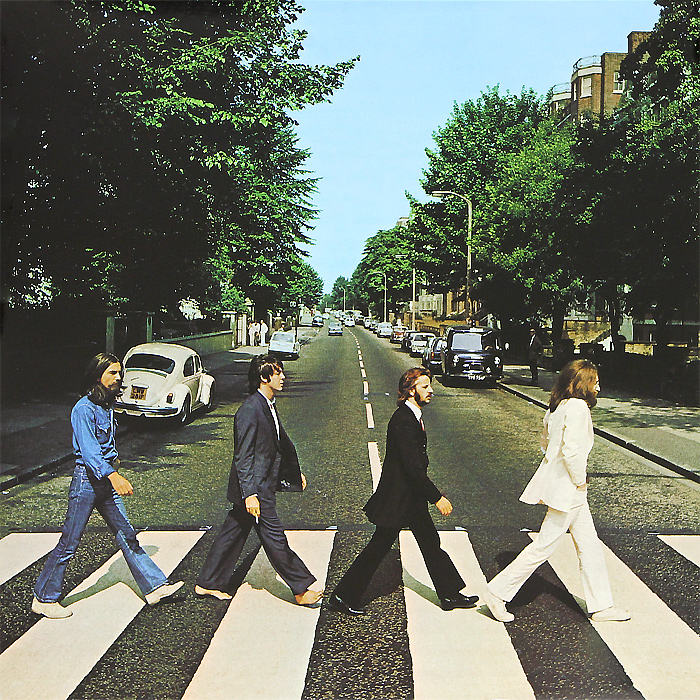 The Beatles The Beatles. Abbey Road (LP) the trespasser