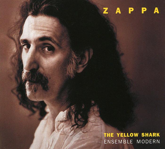 Фрэнк Заппа Frank Zappa. The Yellow Shark frank wright fr621amrso76