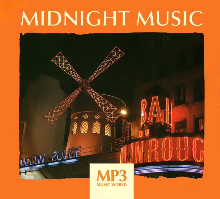 Midnight Music (mp3) чулки seven til midnight большого размера с кружевной резинкой xl телесный