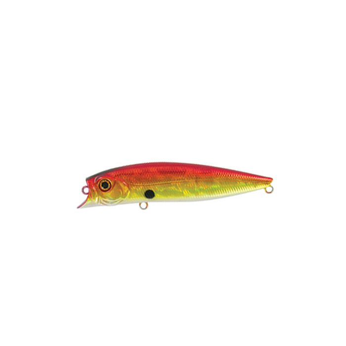 Воблер Tsuribito Jerk POP, длина 11 см, вес 14,4 г. 110F/00319829Воблер Tsuribito Jerk POP необычная, но очень результативная приманка. При небольших рывках отлично имитирует подраненную рыбку. При остановках приманка выходит на поверхность, а при рывках уходит на полметра. Эти качества позволяют эффективно ловить рыбу в мелководных заливах над зарослями травы. Характеристики:Материал: металл, пластик. Длина: 11 см. Вес: 14,4 г. Цвет тела:003 Рабочая глубина: 0,5 - 0,8 м. Плавучесть - плавающий. Размер упаковки: 16,3 см х 4 см х 2,8 см. Производитель: Япония. Артикул:110F/003.