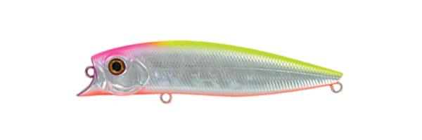 Воблер Tsuribito Jerk POP, длина 11 см, вес 14,4 г. 110F/014110F/003Воблер Tsuribito Jerk POP необычная, но очень результативная приманка. При небольших рывках отлично имитирует подраненную рыбку. При остановках приманка выходит на поверхность, а при рывках уходит на полметра. Эти качества позволяют эффективно ловить рыбу в мелководных заливах над зарослями травы. Характеристики:Материал: металл, пластик. Длина: 11 см. Вес: 14,4 г. Цвет тела:014 Рабочая глубина: 0,5 - 0,8 м. Плавучесть - плавающий. Размер упаковки: 16,3 см х 4 см х 2,8 см. Производитель: Япония. Артикул:110F/014.