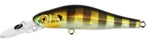 Воблер Tsuribito Jerkbait, длина 5 см, вес 3,1 г. 50SP-DR/0074271825Воблер Tsuribito Jerkbait 50SP-DR с большой лопастью необычная, но очень результативная приманка. Воблер отлично привлекает небольшую щуку, и в то же время, прекрасно привлекает окуня, язя и голавля, что позволяет одной приманкой облавливать практически все небольшие водоемы. Также эффективно он показал себя при ловле форели. Реалистичная игра воблера при медленной проводке и очень соблазнительные движения при легких рывках не оставляют равнодушным ни одного хищника. Характеристики:Материал: металл, пластик. Длина: 5 см. Вес: 3,1 г. Цвет тела:007. Рабочая глубина: 0,8 - 1 м. Плавучесть - взвешенный. Размер упаковки: 12,5 см х 3,3 см х 2 см. Производитель: Япония. Артикул: 50SP-DR/007.