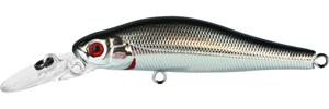 Воблер Tsuribito Jerkbait, длина 5 см, вес 3,1 г. 50SP-DR/0115662Воблер Tsuribito Jerkbait 50SP-DR с большой лопастью необычная, но очень результативная приманка. Воблер отлично привлекает небольшую щуку, и в то же время, прекрасно привлекает окуня, язя и голавля, что позволяет одной приманкой облавливать практически все небольшие водоемы. Также эффективно он показал себя при ловле форели. Реалистичная игра воблера при медленной проводке и очень соблазнительные движения при легких рывках не оставляют равнодушным ни одного хищника. Характеристики:Материал: металл, пластик. Длина: 5 см. Вес: 3,1 г. Цвет тела:011. Рабочая глубина: 0,8 - 1 м. Плавучесть - взвешенный. Размер упаковки: 12,5 см х 3,3 см х 2 см. Производитель: Япония. Артикул: 50SP-DR/011.