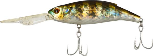 Воблер Tsuribito Deep Shaker 100F, № 007, длина 10 см, вес 31 г. 288974271825Deep Shaker 100F - плавающий воблер для троллинговой ловли. Кроме довольно привлекательной игры воблера, благодаря шарикам внутри, приманка обладает акустическим воздействием на рыбу.Характеристики:Длина: 10 см. Вес: 31 г. Цвет тела: 007. Глубина: 4-5 м. Плавучесть: плавающий. Материал: металл, пластик. Производитель: Китай. Артикул: 28897.