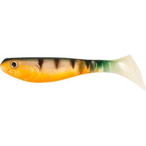 Риппер Trout Pro Beast, длина 8,5 см, 10 шт. 352064271825Риппер предназначен для джиговой ловли хищной рыбы: окуня, судака, щуки. Специальная пластина на тонком основании делает приманку более гибкой и подвижной, что придает ей усиленные колебательные движения. Характеристики:Длина: 8,5 см. Цвет тела: 142 (огненный окунь). Материал: эластичный полимер. Размер упаковки: 16,8 см х 14,4 см х 0,9 см. Артикул: 35206.