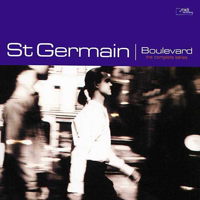 St. Germain. Boulevard
