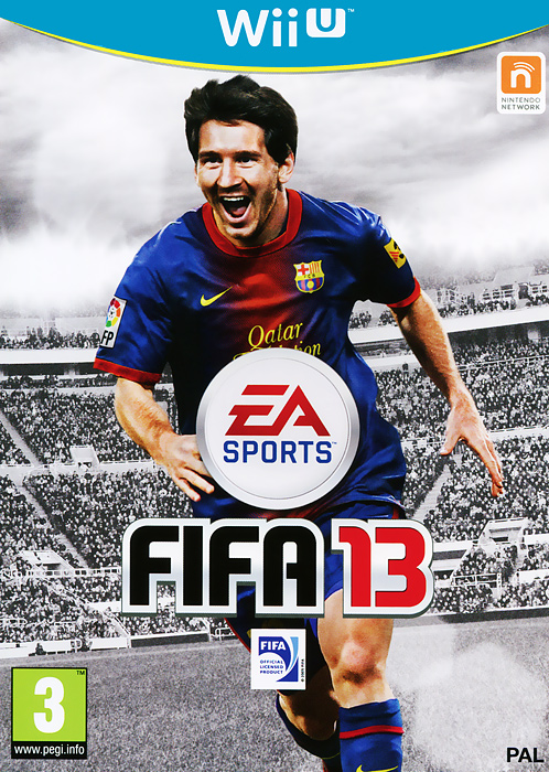 FIFA 13 (Wii U)