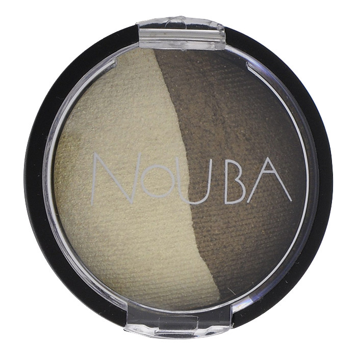 Nouba Тени для век Double Bubble, 2 цвета, тон №29, 2 г28032022Тени для век Nouba Double Bubble имеют прозрачную, как шифон, текстуру, на основе инновационной формулы без талька, с невероятной естественной насыщенностью цвета, придает взгляду особую выразительность. Входящие в состав витамин Е и масло жожоба бережно ухаживают за кожей век. Для легкого сияющего макияжа, благодаря уникальной технологии запекания, тени можно наносить невероятно-тонким слоем. Для получения яркого и насыщенного цвета используйте нанесение увлажненным аппликатором (прилагается).Характеристики:Вес: 2 г. Тон: №29. Артикул: N25329. Товар сертифицирован.