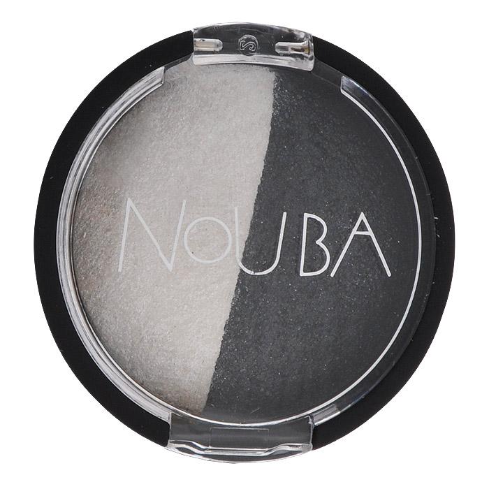Nouba Тени для век Double Bubble, 2 цвета, тон №26, 2 гN25326Тени для век Nouba Double Bubble имеют прозрачную, как шифон, текстуру, на основе инновационной формулы без талька, с невероятной естественной насыщенностью цвета, придает взгляду особую выразительность. Входящие в состав витамин Е и масло жожоба бережно ухаживают за кожей век. Для легкого сияющего макияжа, благодаря уникальной технологии запекания, тени можно наносить невероятно-тонким слоем. Для получения яркого и насыщенного цвета используйте нанесение увлажненным аппликатором (прилагается). Характеристики:Вес: 2 г. Тон: №26. Артикул: N25326. Товар сертифицирован.