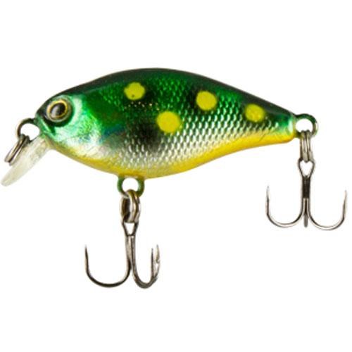 Воблер Trout Pro Minor Crank 50F, длина 5 см, вес 5 г. 3570435436Воблер Trout Pro Minor Crank 50F - маленький и быстрый микровоблер, предназначенный для ловли различных видов рыб (голавля, язя и окуня). Приманку так же удобно сплавлять по течению и облавливать мелководье. Характеристики:Длина: 5 см. Вес: 5 г. Цвет тела: 523. Глубина: 0,5-1,5 м. Плавучесть: плавающий. Материал: металл, пластик. Размер упаковки: 3,5 см х 9 см х 2 см. Производитель: Китай. Артикул: 35704.