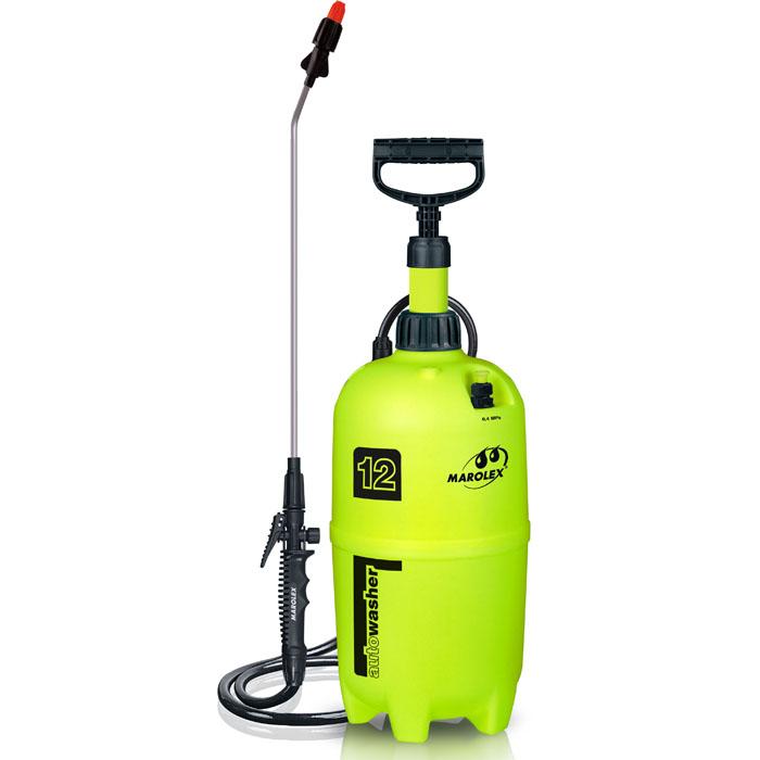 Автомойка Marolex, 12 л2609256978Автомойка Marolex предназначена для мытья машин (кузов, шасси), прицепов и лодок, станков и двигателей, а также может служить как переносной источник воды под давлением. Ее можно использовать в различных домашних делах, таких как мытье окон и террас, опрыскивание растений.