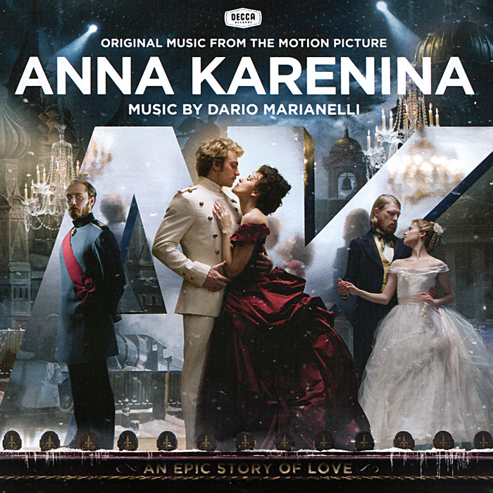 Бенжамин Уолфиш,Дарио Марианелли,Джек Лебек,Кэролин Дейл Anna Karenina. Original Music From Motion Picture northwest sinfonia рэнди миллер the soong sisters original motion picture soundtrack