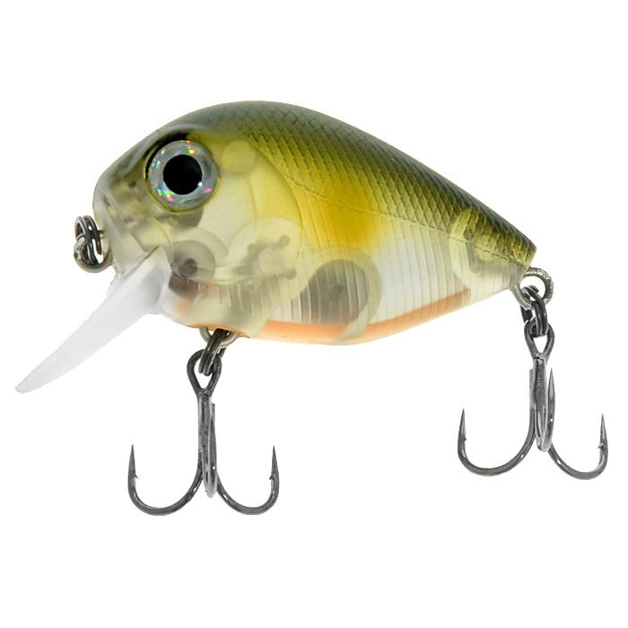 Воблер Fat Crank, длина 3,7 см, вес 5,9 г. 37F/5264271825Плавающий пузатый воблер Fat Crank c минимальным заглублением - очень уловистый воблер, который способен соблазнить даже самую не активную рыбу. Внутри корпуса расположены шарики, гремящие при тряске. Прекрасно работает на течении и предназначен в первую очередь для ловли голавля, язя и окуня. Характеристики:Длина: 3,7 см. Вес: 5,9 г. Глубина: 20 - 50 см. Плавучесть: плавающий. Материал: металл, пластик. Размер упаковки: 10 см x 3,5 см x 2 см. Производитель: Япония. Артикул: 37F/526.