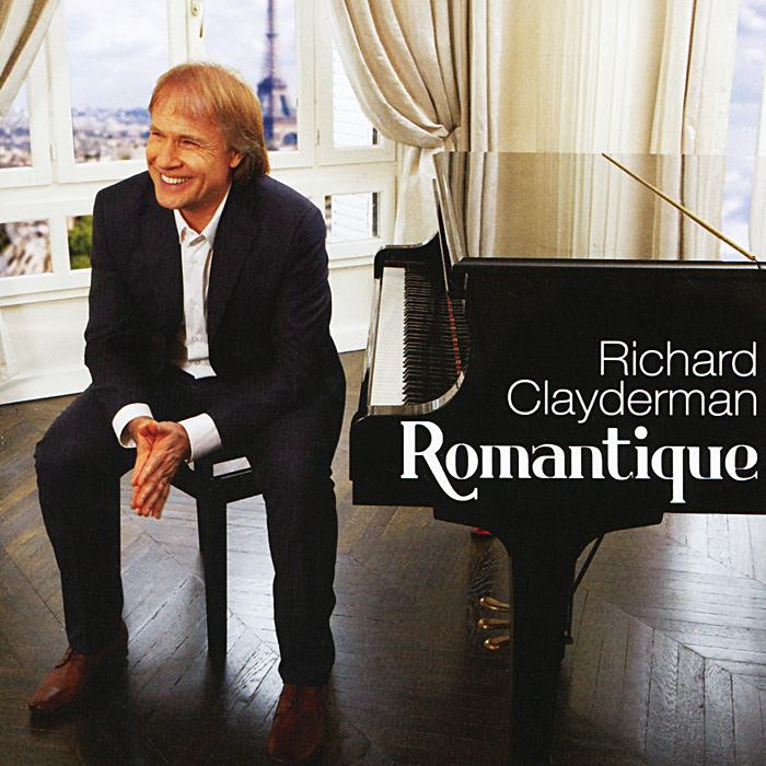 Ричард Клайдерман Richard Clayderman. Romantique стойка студийная