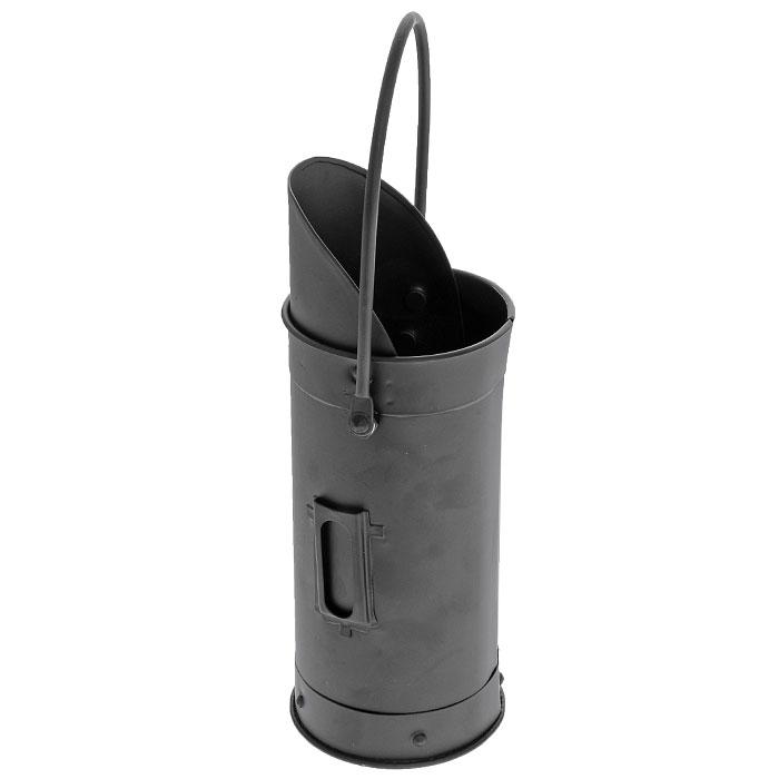 Подставка для спичек Vortex, железная, цвет: черный, высота 19 см787502Подставка для спичек Vortex, выполненная из железа, придаст изюминку вашему интерьеру и отлично впишется в дизайн помещения. Такая подставка пригодится в бане или у камина. Диаметр подставки: 7 см. Высота подставки: 19 см.