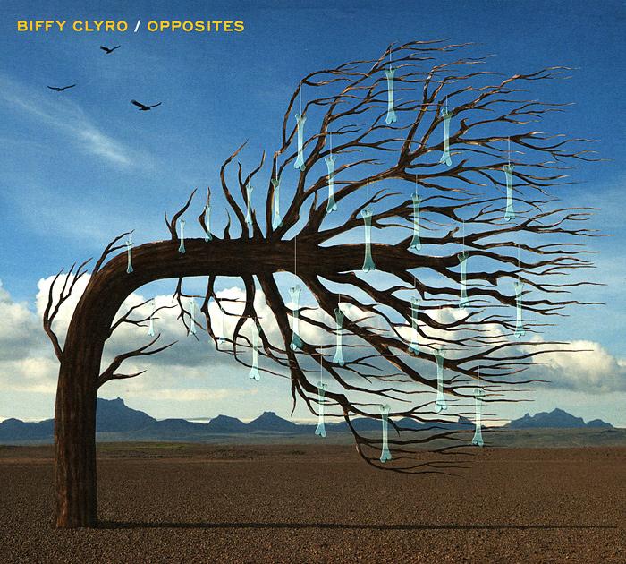 Biffy Clyro Biffy Clyro. Opposites (2 CD + DVD) блокада 2 dvd