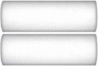 Поролоновые шубки высокой плотности FIT, 2 шт, 150 мм2615S690JAПоролоновые шубки высокой плотности FIT предназначены для окрашивания различных поверхностей всевозможными видами эмалей, красок и грунтовок с помощью бюгеля. Благодаря бесшовной поверхности лакокрасочное покрытие наносится равномерно. Ролик изготовлен из поролона высокой плотности. Характеристики: Материал: пластик, поролон. Размер: 15 см х 5,5 см х 5,5 см. Размер упаковки: 28 см х 12,5 см х 5,5 см.