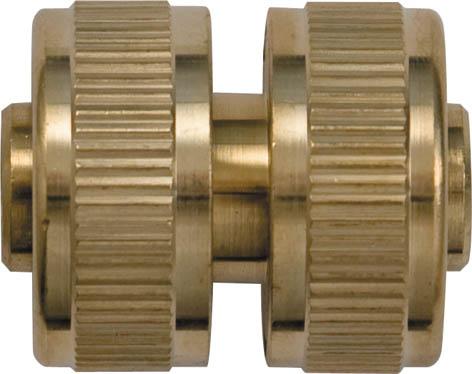 Муфта ремонтная FIT, латунь, 1/2106-026Применяется для быстрого и надежного соединения 2-х участков шланга.