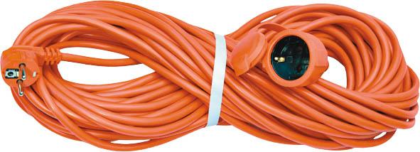 Удлинитель UNIVersal с заземлением, 10 м. 963200ВC0043327Удлинитель UNIVersal с одной розеткой предназначен для строительных объектов с удаленным источником энергии. Двойная изоляция ПВХ силового удлинителя обеспечивает ему дополнительную защиту от внешних факторов. Максимальная нагрузка - 2200 Вт, 10А. Не рекомендуется использовать во влажных и химически активных средах. Характеристики:Материал: пластик, ПВХ.Длина провода: 10 м.Максимальная мощность: 2200 Вт.Максимальный ток: 10 A.Провод: ПВС 3 х 0,75 мм.Размер упаковки: 41 см х 22,5 см х 6 см.