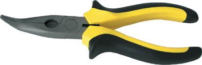 Утконосы Fit, 160 мм. 506462706 (ПО)Утконосы Fit изготовлены из инструментальной стали с молибденовым покрытием. Они предназначены для захвата, зажима и удержания мелких деталей. Имеют эргономичные ручки. Характеристики: Материал: сталь, пластик. Общая длина:16 см. Размер плоскогубцев: 16 см х 6 см х 2 см. Размер упаковки: 20 см х 6 см х 2 см.