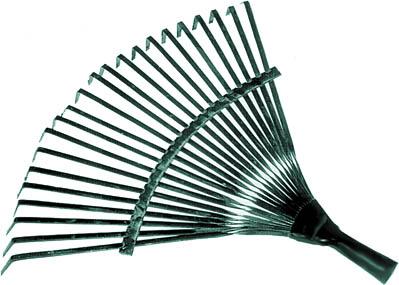 Веерные пластинчатые грабли FIT, цвет: зеленый, 22 зуба03022-20.000.00Веерные пластинчатые грабли FIT изготовлены из инструментальной стали и предназначены для работы в саду или на приусадебном участке. Такими граблями удобно сгребать листья, мусор и сорняки. Благодаря большому количеству зубцов, расположенных по принципу веера, уборка территории будет сделана в короткие сроки. Характеристики:Материал:сталь. Размеры грабель:37,5 см х 43 см х 4,5 см. Размер упаковки:37,5 см х 43 см х 4,5 см.