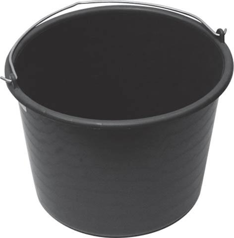 Ведро пластиковое КонтрФорс, 20 л. 009520