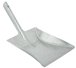 Совок для мусора металлический, 24см х 36 х 5 см10503Совок выполнен оцинкованного железа, предназначен для сбора мусора и пыли при уборке помещений. Он оснащен эргономичной ручкой. Характеристики:Материал: оцинкованное железо. Размер рабочей поверхности совка: 24 см х 22,5 см. Длина ручки совка: 16 см. Размер упаковки: 24 см х 36 см х 8 см Артикул: 11737-А