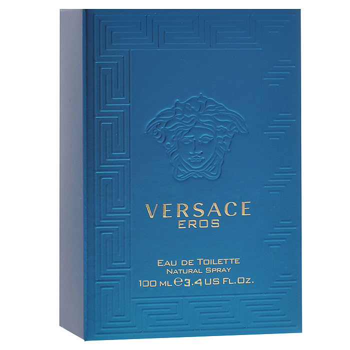 Versace Туалетная вода Eros, 100 мл