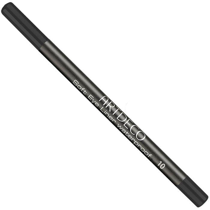 Artdeco Карандаш для век водостойкий Soft Eye Liner Waterproof, тон №10, 1,2 г221.10Мягкий водостойкий карандаш для век Artdeco Soft Eye Liner Waterproof - экстремально стойкий карандаш с мягкой комфортной текстурой и антиоксидантными компонентами в составе формулы. Не имеет отдушки и подходит людям с чувствительными глазами. Характеристики:Вес: 1,2 г. Тон: №10. Производитель: Германия. Артикул: 221.10. Товар сертифицирован.