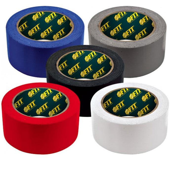 Лента армированная Fit, универсальная, цвет: синий, 48 мм х 10 м11780Лента армированная Fit используется для уплотнения вентиляционных труб, ремонта различных поверхностей, резиновых шлангов, укрывных пленок, соединения элементов упаковки, несущих повышенные нагрузки. Обладает высокой прочностью на разрыв и низким коэффициентом удлинения. Характеристики: Размеры: 4,8 см х 1000 см. Размеры упаковки: 9 см х 5 см х 9 см.