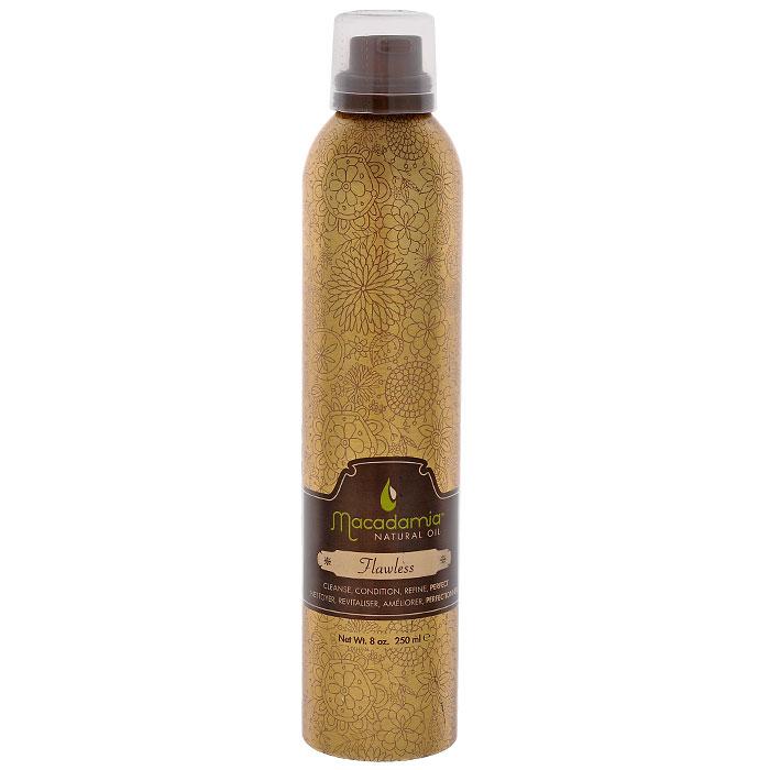 Macadamia Natural Oil Крем-мусс для волосБез изъяна, 250 мл9034820Крем-мусс Macadamia Natural Oil - очищение и система кондиционирования.Очищает волосы. Оптимизирует процесс укладки. Значительно сокращает время сушки. Идеально подходит для всех типов волос. Содержит масло арганы и масло макадамии. Не содержит парабенов. Не имеет агрессивной сульфатной пены.Способ применения: разотрите в ладонях небольшое количество (1-2 нажатия помпы).Нанести на корни волос и распределите легкими массирующими движениями.Продолжая массировать, эмульгируйте в течение 3 - 5 минут в зависимости от типа волос.В случае необходимости добавьте немного воды, чтобы помочь в распространении.Тщательно смойте. Характеристики:Объем: 250 мл. Производитель: США. Товар сертифицирован.