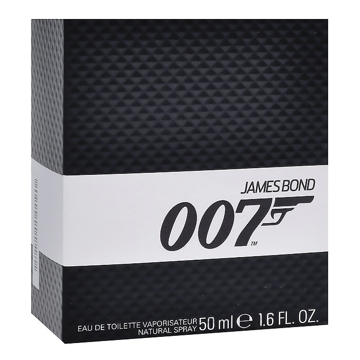 James Bond Туалетная вода Agent 007, 50 мл1301210James Agent 007 - это аромат-автограф Джеймса Бонда наших дней, коктейль из традиционно британских и современных ингредиентов делает его must-have для мужчины XXI века. Новый аромат James Bond подчеркивает уверенность в каждом мужчине и помогает реализовать свои стремления и мечты.Burning Ice - это пылкость чувств, способных растопить любой лед!Классификация аромата: фужерный.Пирамида аромата:Верхние ноты: кардамон, лаванда.Ноты сердца: ветивер, сандаловое дерево.Ноты шлейфа: дубовый мох, кумарин.Ключевые словаЭлегантный и бескомпромиссно мужественный! Характеристики:Объем: 50 мл. Производитель: Германия. Туалетная вода - один из самых популярных видов парфюмерной продукции. Туалетная вода содержит 4-10%парфюмерного экстракта. Главные достоинства данного типа продукции заключаются в доступной цене, разнообразии форматов (как правило, 30, 50, 75, 100 мл), удобстве использования (чаще всего - спрей). Идеальна для дневного использования. Товар сертифицирован.