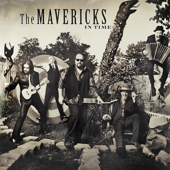 The Mavericks The Mavericks. In Time (2 LP) the giver