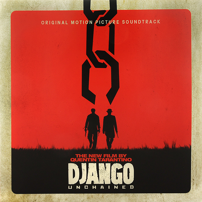 Django Unchained. Original Motion Picture Soundtrack (2 LP) chef original motion picture soundtrack lp