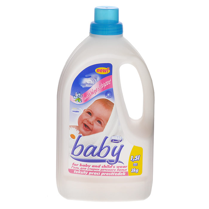 Гель для детской одежды Milli Baby, 1,5 л531-402Специальный высококачественный концентрированный гиппоалергенный гель Milli Baby для замачивания, предварительной и основной стирки белья для новорожденных, детского белья и одежды, особенно из хлопка и льна (подгузники). Для увеличения эффективности стирки можно вложить мерник со стиральным средством просто в стиральную машину поверх белья. При ручной стирке достаточно половины дозировки, указанной на упаковке. В состав входят ингредиенты для снижения жесткости воды и предотвращения накипи, а также активные пеногасители. Поверхностно-активные вещества, содержащиеся в продукте, отвечают всем законодательным требованиям на биологическую разлагаемость. Протестирован дерматологами Национального Центра Здоровья. Характеристики:Объем: 1,5 л. Товар сертифицирован.