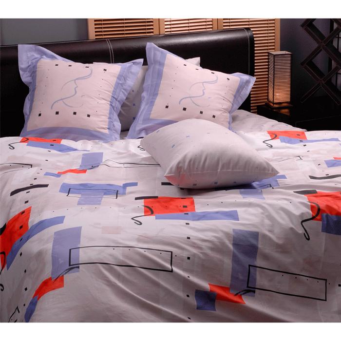 Комплект белья Tete-a-Tete Пикассо (1,5 спальный КПБ, сатин, наволочки 70х70)391602Комплект постельного белья Tete-a-Tete Пикассо является экологически безопасным для всей семьи, так как выполнен из натурального хлопка (сатина). Комплект состоит из простыни, пододеяльника и двух наволочек. Предметы комплекта оформлены оригинальным рисунком.Сатин производится из высших сортов хлопка, а своим блеском, легкостью и на ощупь напоминает шелк. Такая ткань рассчитана на 200 стирок и более. Постельное белье из сатина превращает жаркие летние ночи в прохладные и освежающие, а холодные зимние - в теплые и согревающие. Благодаря натуральному хлопку, комплект постельного белья из сатина приобретает способность пропускать воздух, давая возможность телу дышать. Одно из преимуществ материала в том, что он практически не мнется, и ваша спальня всегда будет аккуратной и нарядной.Комплект постельного белья упакован в подарочную коробку с прозрачной стенкой, что позволяет преподнести его в качестве изысканного подарка. Характеристики: Материал: сатин (100% хлопок). Размер упаковки: 43 см х 32 см х 10 см. Страна: Россия. В комплект входят: Пододеяльник - 1 шт. Размер: 150 см х 210 см. Простыня - 1 шт. Размер: 160 см х 220 см. Наволочка - 2 шт. Размер: 70 см х 70 см.