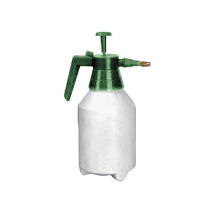 Опрыскиватель ручной FIT, цвет: зеленый, белый, 1,5 литраст450-2нсОпрыскиватель ручной FIT применяется для разбрызгивания различных жидкостей, в том числе и химикатов. Емкость изготовлена из пластика с латунным носиком. Напор можно регулировать с помощью поворотного сопла. Данный опрыскиватель на 1,5 литра можно использовать также для дезинсекции помещений. Характеристики: Материал: пластик, металл. Объем: 1,5 литра. Размеры опрыскивателя: 29 см х 17 см х 12 см. Размер упаковки:42 см х 26 см х 11 см.