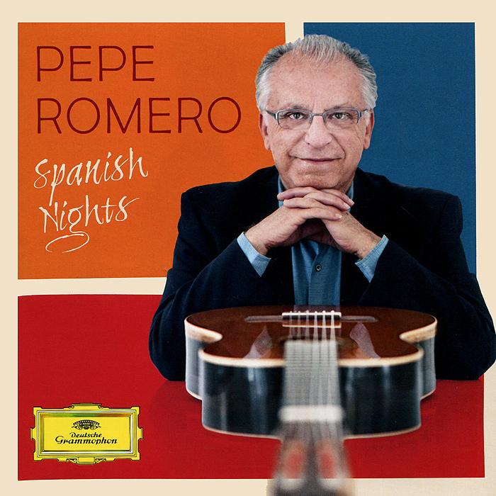 Пепе Ромеро Pepe Romero. Spanish Nights слипоны патриция пепе
