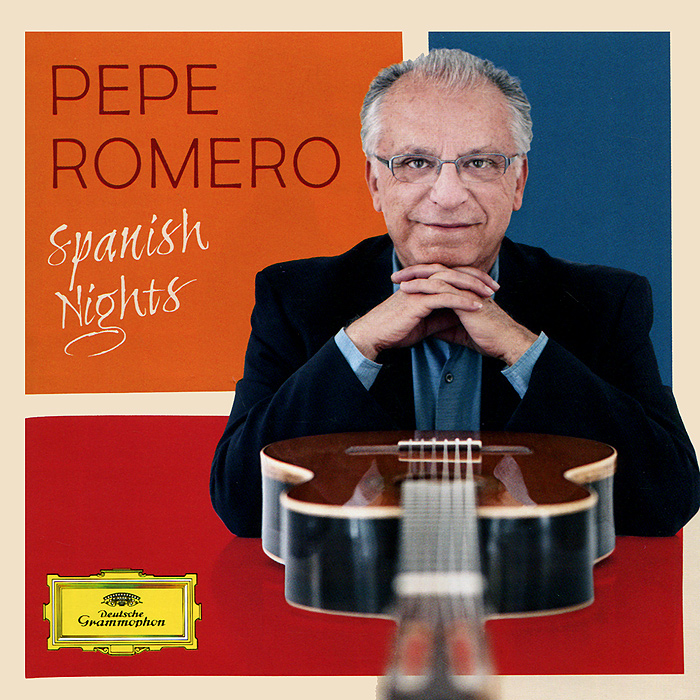 Пепе Ромеро Pepe Romero. Spanish Nights патриция пепе пальто