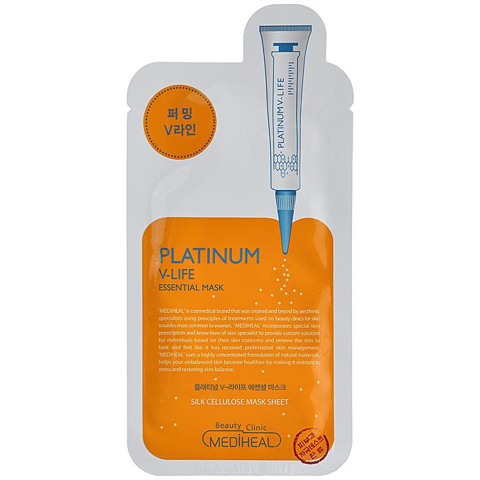 Beauty Clinic Маска с эффектом V-лифтинга, с наноплатиной, 25 млFS-00897Маска Beauty Clinic для лица с наноплатиной, трегалозой и экстрактом граната эффективно ухаживает за увядающей кожей лица, делает более четким V- контур, придает коже лица упругость и эластичность.Активные компоненты: Наноплатина - мощнейший антиоксидант, улучшает микроциркуляцию крови, метаболизм и питание клеток, замедляет процесс старения. Экстракт граната обладает антиоксидантными свойствами, предупреждая преждевременное старение. Улучшает влагосберегающие свойства кожи, стимулирует синтез коллагена и уменьшает пигментацию. Протеины пшеницы насыщают кожу питательными веществами, придают ей свежий и здоровый вид. Нежная маска из целлюлозы обеспечит глубокое проникновение питательных веществ.Способ применения:очистите кожу лица, достаньте маску из упаковки, разверните и аккуратно наложите ее на лицо. Оставьте маску на 15-20 минут, после чего снимите ее. Легкими постукивающими движениями пальцев вбейте оставшийся экстракт в вашу кожу. Характеристики:Объем: 25 мл. Артикул: 550116. Производитель: Япония. Товар сертифицирован.