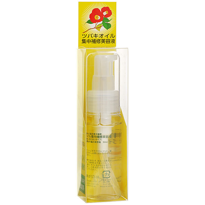 Kurobara Эссенция востанавливающая, c маслом камелии японской, для сухих волос, 50 млFS-00897Эссенция Kurobara рекомендуется для тонких, сухих, ломких волос, а также волос, поврежденных окрашиванием и химической завивкой. За счет входящего в состав масла семян камелии эссенция смягчает и питает волосы, компенсирует потерю естественной влаги, сглаживает поверхность волос, повышает прочность и эластичность, возвращает здоровый блеск тусклым безжизненным волосам.Благодаря удивительному свойству проникать в структуру волосяного стержня, масло восстанавливает поврежденные участки кутикулы волоса, усиливает защиту хрупких и ломких волос, препятствует появлению секущихся кончиков, повышает прочность и эластичность. Эссенция предназначена для особого ухода за волосами в течение всего дня. Восстанавливает волосы, поддерживает необходимый баланс влаги, защищает от внешних воздействий, придает блеск. Теплозащитные свойства эссенции позволяют удерживать влагу даже при сушке волос феном. Обеспечивает защиту от УФ - лучей. Обладает легким цветочным ароматом. Способ применения: нанести на влажные чистые волосы (можно на сухие или слегка подсушенные полотенцем волосы), равномерно распределить по всей длине волос, не смывая, высушить волосы феном (при необходимости или при желании). Не оставляет ощущения липкости после нанесения. Характеристики:Объем: 50 мл. Артикул: 973307. Производитель: Япония. Товар сертифицирован.