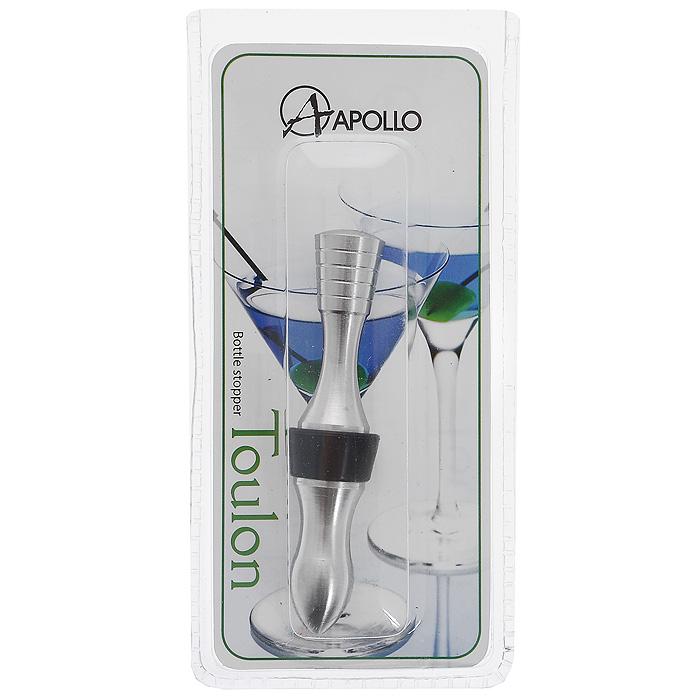 Пробка Apollo Toulon. TLN-01 пробки для бутылок contento вакуумная пробка для вина lex