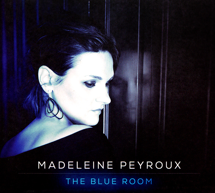 Мадлен Пиру Madeleine Peyroux. The Blue Room madeleine туфли madeleine 24477 grau
