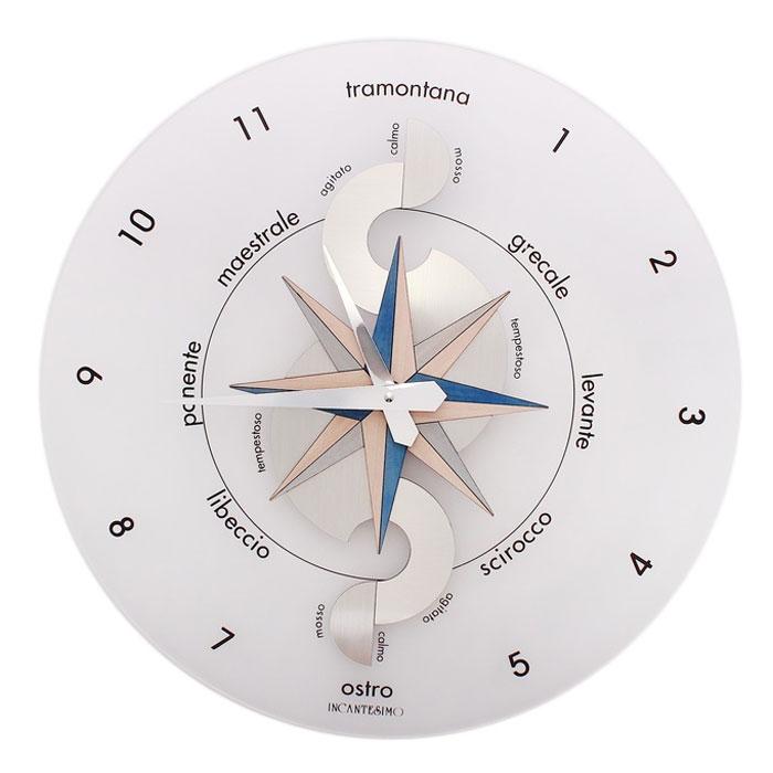 Часы настенные Млечный путь, кварцевые. 654290300074_ежевикаОригинальные настенные часы Млечный путь, выполненные из прозрачного и матового синтетического стекла, станут необычным дизайнерским решением. Циферблат оформлен арабскими цифрами, надписями на английском языке, декоративными элементами из металла и дерева и двумя стрелками, часовой и минутной. На задней стороне расположены металлическая петелька для подвешивания и блок с часовым механизмом.Оформите свой дом таким интерьерным аксессуаром или преподнесите его в качестве презента друзьям, и они оценят ваш оригинальный вкус и неординарность подарка. Характеристики:Материал: синтетическое стекло, металл, пластик. Тип механизма:плавающий, бесшумный. Диаметр часов:45 см. Размер упаковки:47 см х 46 см х 5 см. Рекомендуется докупить батарейку типа АА (не входит в комплект).